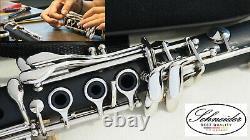 E-flat Eb clarinet Clarinetto piccolo Requinto en Mi Petite clarinette