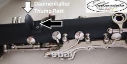 E-flat Es Clarinet Clarinetto piccolo Petite clarinette Requinto en mi SCHNEIDER