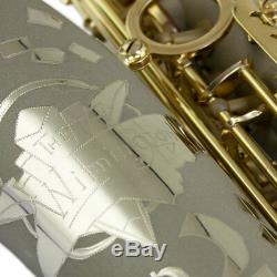 Eb Intermediate Alto Saxophone The Wilmington Alto Saxophone