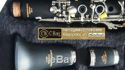 Eb Klarinette ES Eb Clarinette MIB, Clarinetto Mib clarinete clarinetto Y