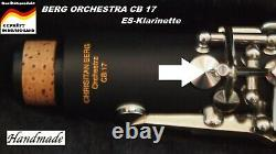 Es Clarinet Eb Clarinet Orchestra Woodwind Christian