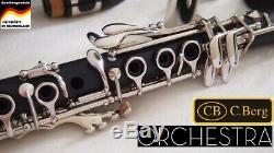 Es /Eb Klarinette E clarinet Sopranino Clarinetto Piccolo clarinete afina