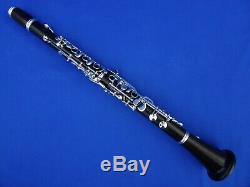 F. A. Uebel B-634 Bb-Klarinette mit Bechermechanik