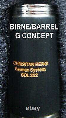 G Clarinet G klarnet Türkçe Türkisch Clarnet Sol Greek clarin