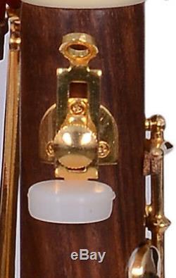 G Clarinet Sol Klarnet Cocobolo wood Turkish Türk klarnet Albert system