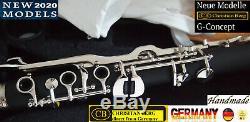 G Klarinette G Klarnet G Sol Türk klarnet Clarinet Turkish Sol G Key Clarinet G