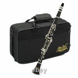 Jean Paul CL-700CM Clarinet Boehm 17 Key System NEW IN BOX