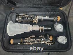 Jean Paul Wind Instruments USA Clarinet CL-350