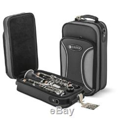 Jupiter JCL-700S-Q Student Bb Clarinet Outfit