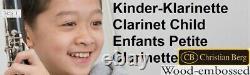 Kinder Klarinette Clarinet for children Magnifique Clarinette Es clarinet