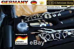 Klarinette Bb Holzblasinstrumt deutsches System Clarinet, Sib, système allemand
