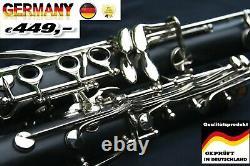 Klarinette Böhm French-System Clarinetto francese (Boehm) SCHNEIDER AT