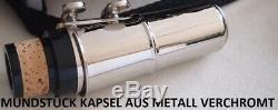 Klarinette Holzblasinstrument deutsches System German System 21 Klappen