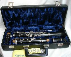 Klarinette Keilwerth Melody N E U Mit Koffer