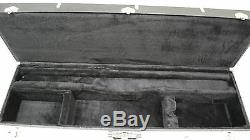 NEW UNIVERSAL BASS CLARINET CASE (#43D)-BASS CLARINETS WITH LOW Eb KEY ON BODY