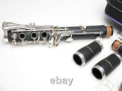 Neue Klarinette Startone SCL- 65 Bb, Boehm-Griffweise, Böhm System Clarinet