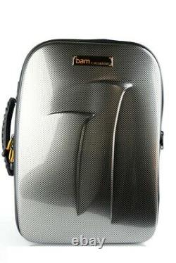 New BAM France Bb/A Double Clarinet Case NEW TREKKING 3028SSC Ships FREE