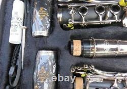 New BUFFET Bb12 Clarinet with In Beautiful Box Free Shipping