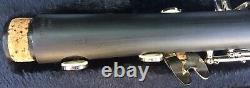 New DC PRO YCL-280 Eb Clarinet copy withCase & Yamaha polishing cloth list $998