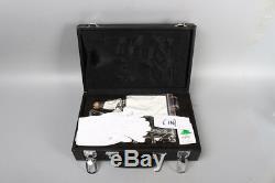New Professional Clarinet Ebonite Body Nickel Plated Bb Key 17 key Two Barrels
