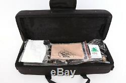 New Professional Clarinet Ebonite Eb Key Clarinet E flat Good Sound Case