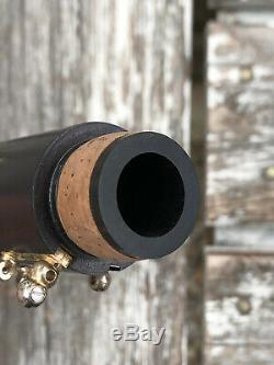 New Upper Clarinet Body Buffet Crampon E13 1102 Bb Clarinette Corps Du Haut