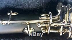 New Yamaha YCL-280 Eb Clarinet copy with Case & Yamaha swab list price $998