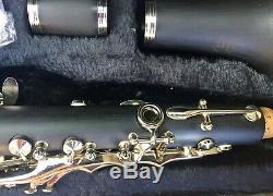 New Yamaha YCL-280 Eb Clarinet copy with Case & Yamaha swab list price $998