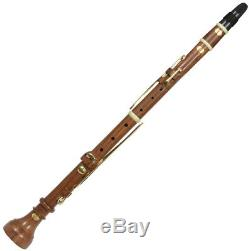 Period Clarinet in Bb (Sib) key Historical Early Vintage Reproduction clarinet