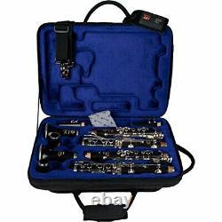 Protec Bb & A Double Clarinet Slimline PRO PAC Case Model PB307D