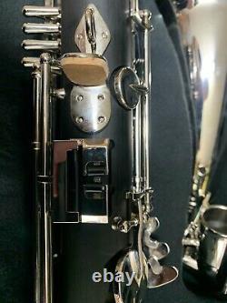 Ridenour Low C Bass, prototype
