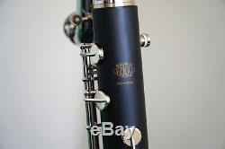 Ridenour Lyrique 925C Low C Bass Clarinet
