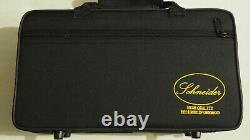 SCHNEIDER D 22 Klarinette Holzblasinstrument deutsches System German System