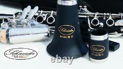 SCHNEIDER Eb Es Klarinette E-flat E clarinet Clarinetto piccolo