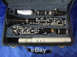 Schreiber D45 Virtuoso Bb-Klarinette mit Bechermechanik