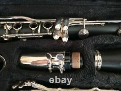 Serviced Buffet Crampon B12 Clarinet With Brand New Case Very Good Condition
