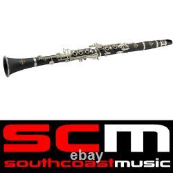 Suzuki Conertino Collection Bb Clarinet With Copper Nickel Silver Plated Keys
