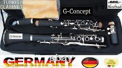 Türk klarnet Clarinette turque SOL G Clarinet Turkish