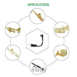 UHF Wireless Instrument Microphone for Sax Trombone Clarinet Trumpet Beta 98H/C