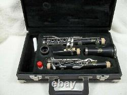 Vito Bb Clarinet, Play Tested, All Brand New Pads-Corks