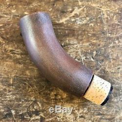 Wood Composite Neck For Noblet Alto Clarinet Or Leblanc Basset Horn In F