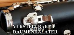 YAMA. Klarinette Böhm CLARINET France Systems Clarinete sistema Boehm