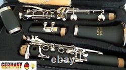 YAMA YCL 211 Klarinette Böhm-System, French Clarinet Holzstruktur aus Germany