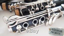 YAMA. YCL Klarinette Böhm System French Clarinet Clarinetto francese 2 Birnen