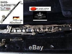 Yama. Bass-Clarinet Bassklarinette Clarinetclarinette basse, clarinetto basso