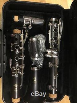 Yamaha Clarinet YCL 450 intermediate
